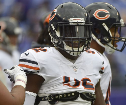 LB Pernell McPhee on Chicago Bears' improved defense: 'We're playing like dogs'