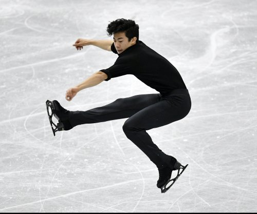 Nathan Chen leads first day of figure skating Grand Prix Finals