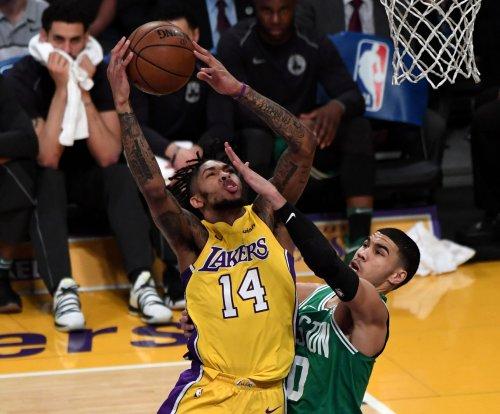 Timberwolves host Lakers in final game before break