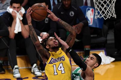Timberwolves host Lakers in final game before break