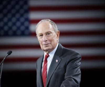 Bloomberg qualifies for 1st Democratic debate in Vegas