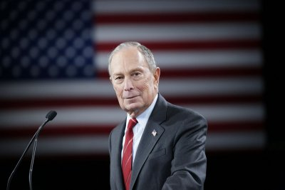 Bloomberg qualifies for 1st Democratic debate in Vegas