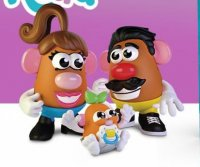 Hasbro eliminates 'Mr.,' unveils gender-neutral Potato Head family