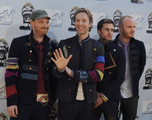 Coldplay to perform on 'Daily Show'