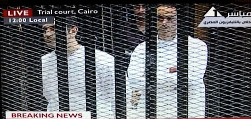 Mubarak's son argues against Tora transfer