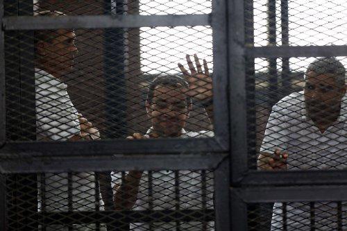 Egypt's al-Sisi says he will not intervene in Al Jazeera case