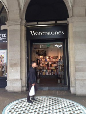 Tourist locked in London bookstore tweets for help