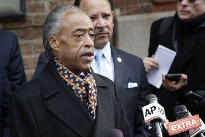 Media companies, Al Sharpton sued for discrimination