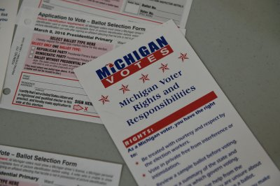 Judge blocks Michigan law that kills straight-party ballots out of concern for black voters