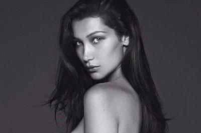 Bella Hadid goes nude for Vogue Paris shoot