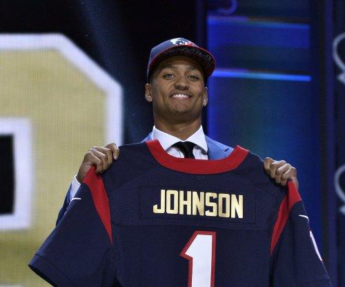 Houston Texans put CB Kevin Johnson on IR, activate S Lonnie Ballentine