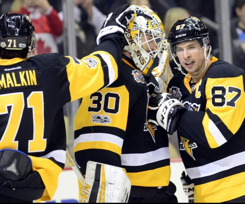 Evgeni Malkin comes back firing in Pittsburgh Penguins' 4-0 win