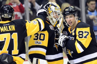Evgeni Malkin comes back firing in Pittsburgh Penguins' 4-0 win