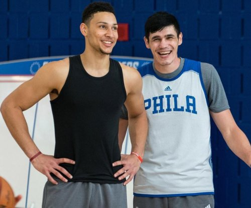 Philadelphia 76ers' Ben Simmons officially ruled out for rookie season