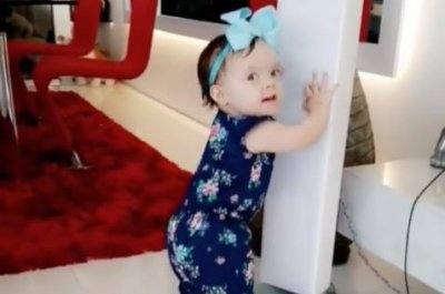 Coco Austin's daughter dances in new video: 'Get it low!'