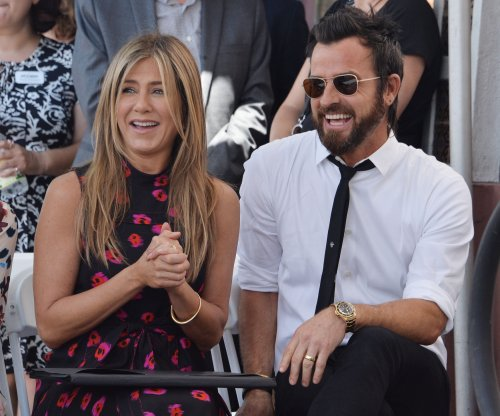 Justin Theroux says Jennifer Aniston marriage is based on humor