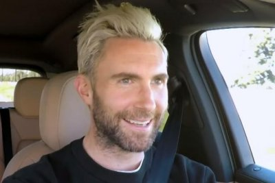 Adam Levine joins James Corden for Carpool Karaoke