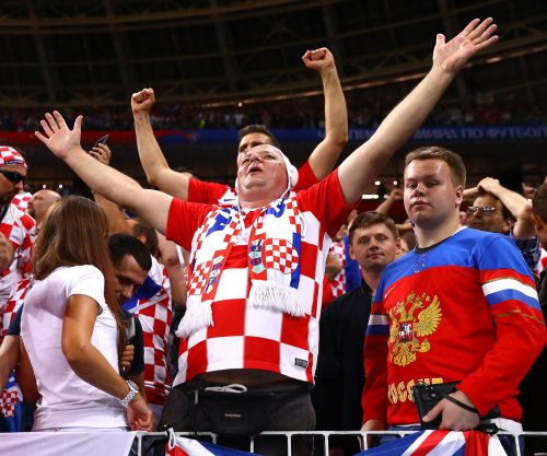 World Cup: French, Croatian fans to play friendly on Moscow's Red Square