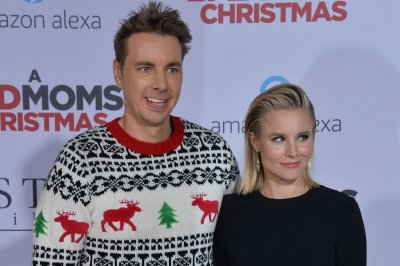 Kristen Bell endured motorcycle injury 'to bag' Dax Shepard