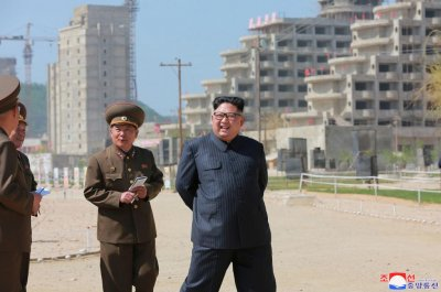 South Korea uses 3D video program to analyze Kim Jong Un's health