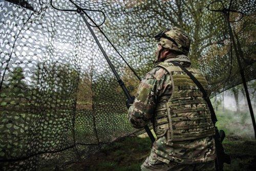 Saab receives order from U.S. Army for ULCANS camouflage netting