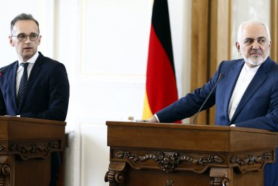 German diplomat visits Iran to save 2015 nuclear deal