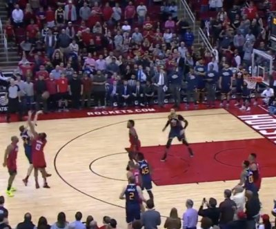 Jazz's Bogdan Bogdanovic beats Rockets with trey at buzzer