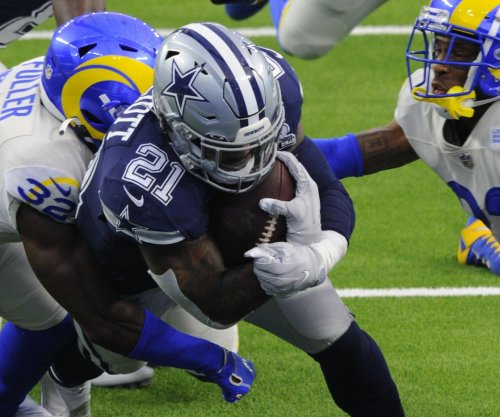 Fantasy football: Elliott, Edmonds, Gaskin among best in Week 6 running back rankings
