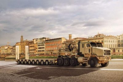 $445M sale of heavy military trucks to Kuwait approved by State Department