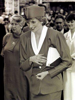 London police said re-examining Princess Diana's death