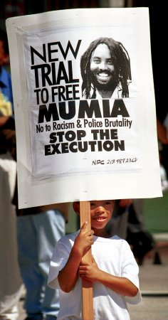 Firth executive produced Mumia documentary