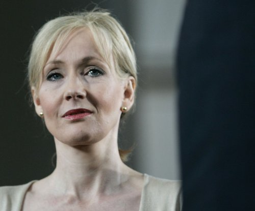 J.K. Rowling says 'Harry Potter and the Cursed Child' stage play will open in 2016