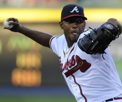 Julio Teheran pitches Atlanta Braves to shutout win over St. Louis Cardinals