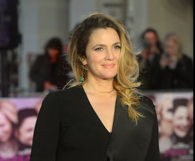 Drew Barrymore on body image: 'I am who I am'