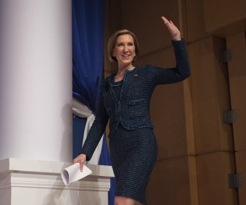 Team of 17 Utah Republicans throw support behind Fiorina