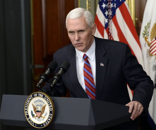 Pence sells GOP healthcare bill to Florida conservatives