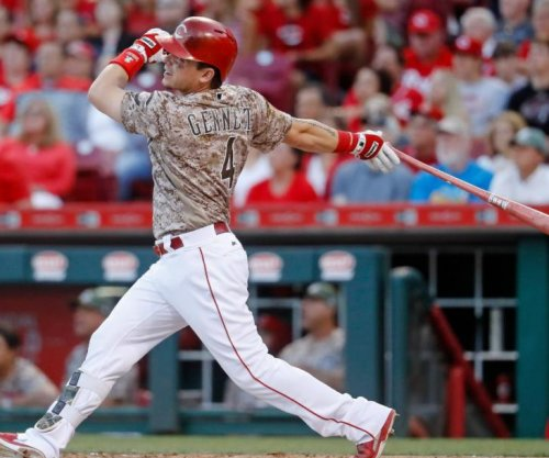 Scooter Gennett: Watch all four of his home runs for the Cincinnati Reds