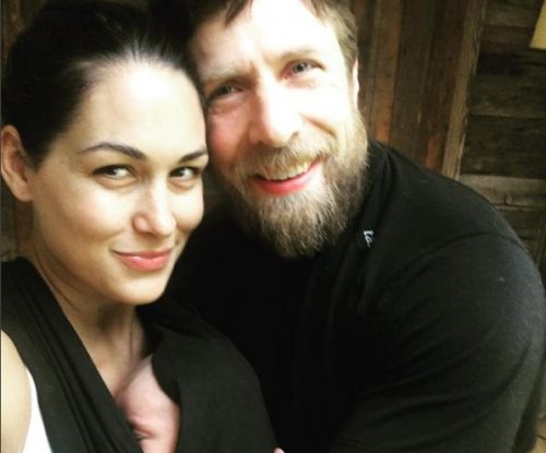 WWE's Daniel Bryan on fatherhood: 'I live a very blessed life'