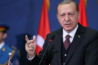 Turkish leaders call for end to U.S.-Turkey diplomatic dispute over visas