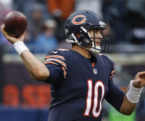Mitchell Trubisky: Chicago Bears QB experiencing growing pains