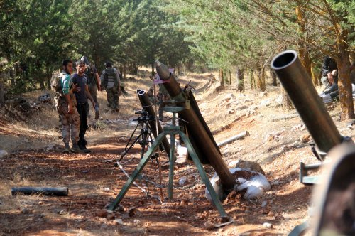Islamic State got U.S. weapons meant for Syrian rebels: study