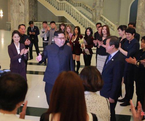 Reporters clash with North Korea authorities over Pyongyang concert