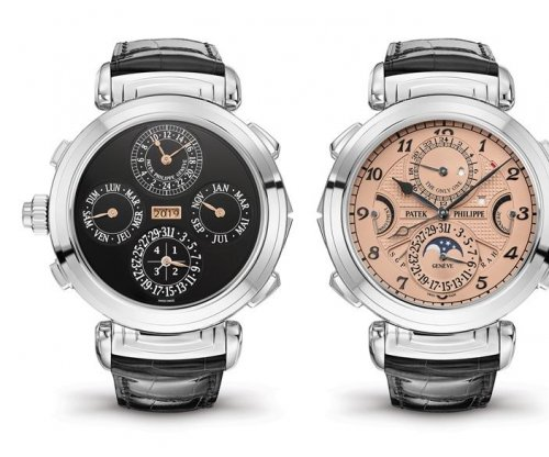 Patek Philippe watch sells for $31M in charity auction for muscular dystrophy