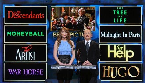 'Hugo' leads with 11 Oscar nods