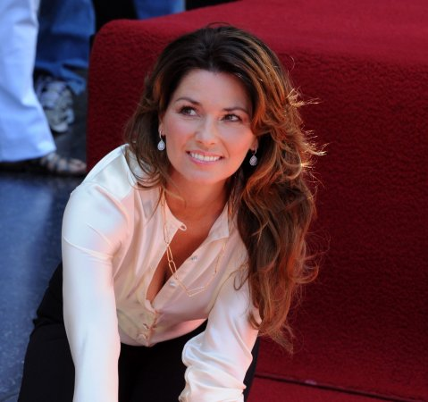 Shania Twain announces Vegas residency