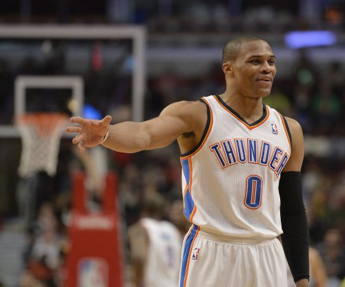 Westbrook, Ibaka power Oklahoma City Thunder past Charlotte Hornets