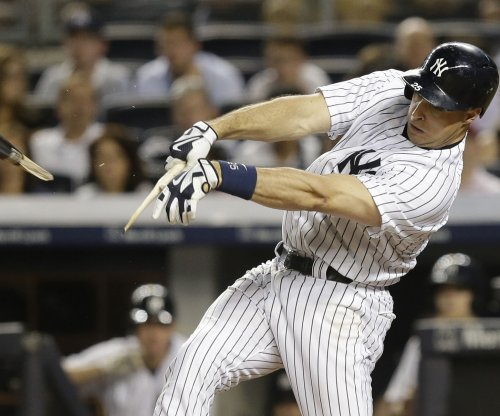 Season over for New York Yankees first baseman Mark Teixeira