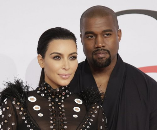 Kanye West rents out theater for Kim Kardashian's 35th birthday