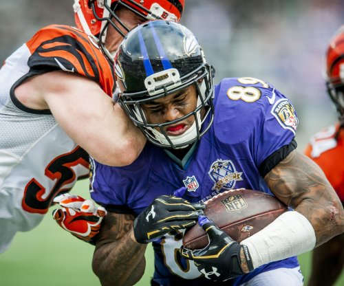 Baltimore Ravens WR Steve Smith Sr. not ready to retire