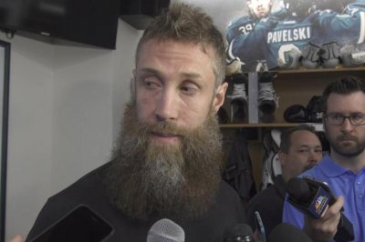 San Jose Sharks' Joe Thornton played through ACL, MCL tears